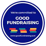 We're committed to good fundraising: goodfundraising.scot